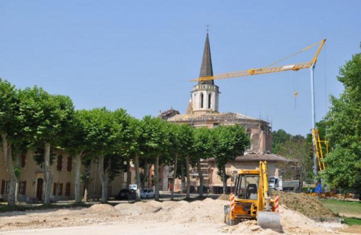 Chapelle Notre Dame de Cahuzac à Gimont
